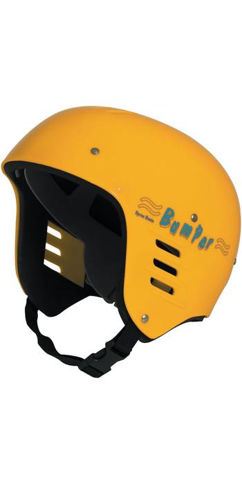 2021 Nookie Junior Bumper Kayak Helmet Yellow HE00