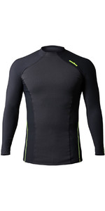2020 Nookie Core Hybrid LS Base Layer Black / Green TH30