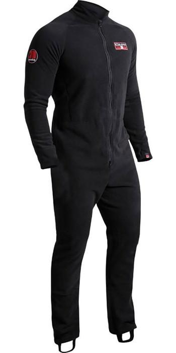 2021 Nookie Iceman Thermal Undersuit TH20 - Ice Black
