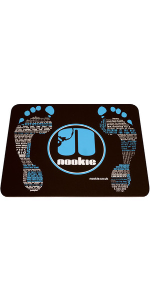 2019 Nookie Neoprene Floor Mat Black AK47