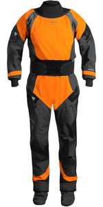 2020 Nookie Womens Octane Kayak Drysuit - Orange