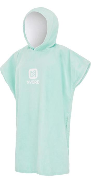 2021 Nyord Change Robe / Poncho ACC0001 - Aruba Blue