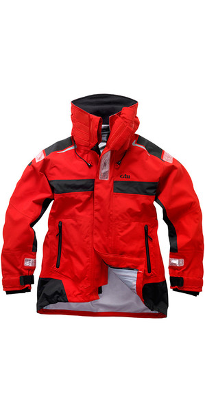 Gill OC Racer Jacket OC11J in RED