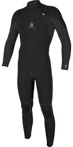2019 O'Neill Jack O'Neill Legend 4.5/3.5mm Chest Zip Wetsuit 5217 - Black