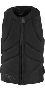 2021 O'Neill Mens Slasher Comp Impact Vest 4917EU - Acid Wash / Black