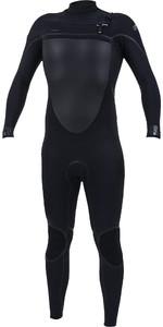 2020 O'Neill Psycho Tech+ 3/2mm Chest Zip Wetsuit 5334 - Black