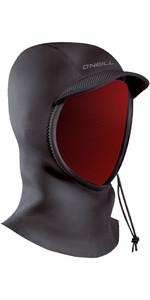 2020 O'Neill Psycho 3mm Hood 4982 - Black