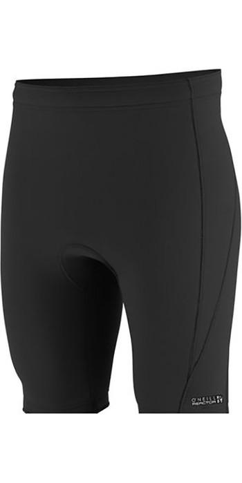 2021 O'Neill Reactor II 1.5mm Neoprene Shorts BLACK 5083