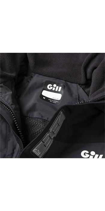 2021 Gill OS2 Mens Offshore Jacket Black OS24J