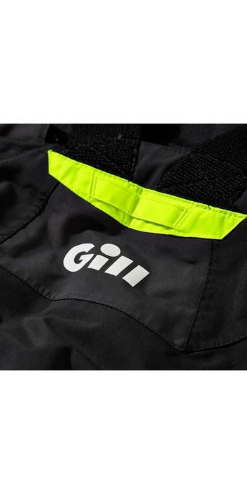 2021 Gill OS2 Mens Trousers Black OS24T