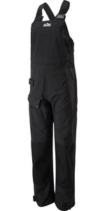 2019 Gill OS2 Womens Dropseat Trousers Black OS24TW