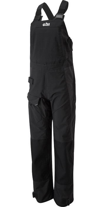 2021 Gill OS2 Womens Dropseat Trousers Black OS24TW