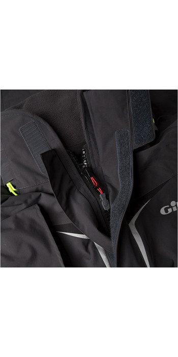 2021 Gill OS3 Mens Coastal Jacket GRAPHITE OS31J