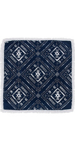 2019 Animal Moana Towel Dark Navy OW8SN302