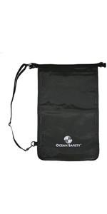 2019 Ocean Safety Slim Grab Bag 15L BLACK SUR0198