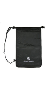 2019 Ocean Safety Slim Grab Bag 15L BLACK SUR0198