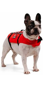 2020 Ocean Safety Dog Buoyancy Aid SLIF187 - Red