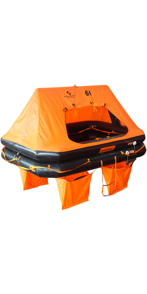 Ocean Safety Ocean Standard 6 Man Liferaft - Valise