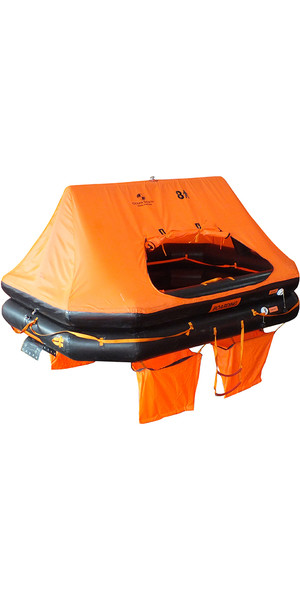 Ocean Safety Ocean Standard 8 Man Liferaft - Valise