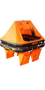 Ocean Safety Ocean Standard 4 Man Liferaft - Valise