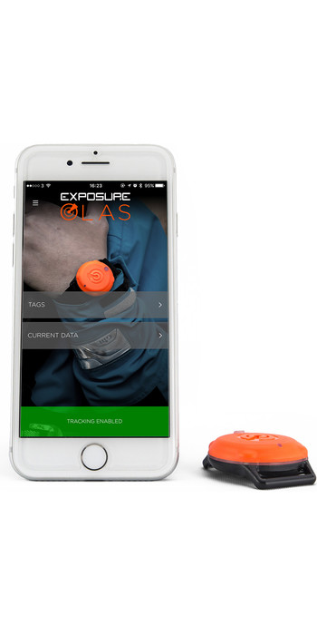 2020 Exposure Olas Smart Tag - Bluetooth Overboard Alarm EXPOLASTAG