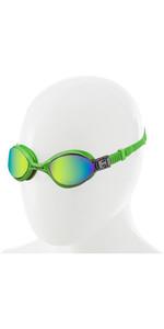 2021 Orca Killa 180 MI Goggles FVA30054 - Black / Lime Green