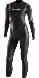 2021 Orca Womens Openwater Core TRN Wetsuit LN68TT01 - Black