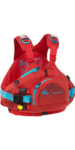 2021 Palm Extrem 50N PFD Buoyancy Aid 12371 - Flame / Chilli