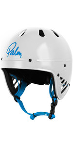 2019 Palm AP2000 Helmet in White 11480