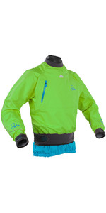 2018 Palm Atom Whitewater Jacket in LIME 11436