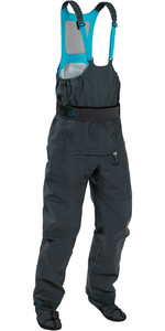 2021 Palm Atom Dry Bib Relief Zip and Dry Socks in Jet Grey 11725