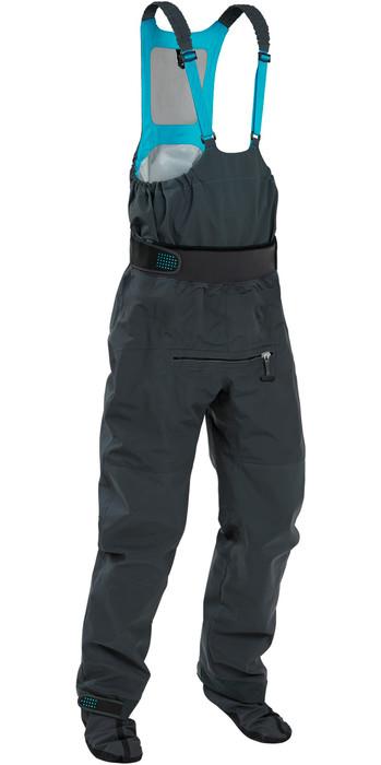 2021 Palm Atom Dry Bib Relief Zip and Dry Socks in Jet Grey 11725