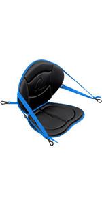 2021 Palm Deluxe Kayak Back Rest 12427 - Black