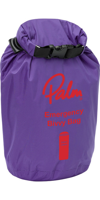 2021 Palm Emergency Bivvy Bag Purple 12403