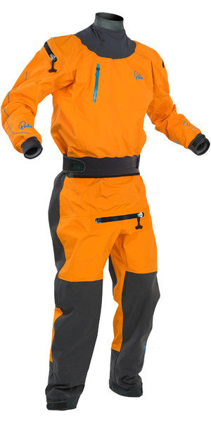 2018 Palm Fuse Ankle Seal Drysuit Sherbet 11738