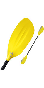 2021 Palm Maverick G1 Whitewater Paddle 194cm SAFFRON 10524