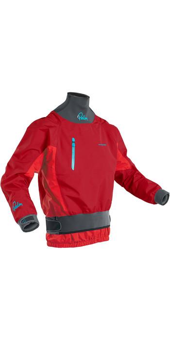 2021 Palm Mens Atom Whitewater Kayak Jacket Chilli Flame 12387