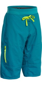 2021 Palm Mens Horizon Kayak Shorts 12614 - Teal