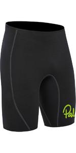 2020 Palm Quantum 3mm Neoprene Shorts Black 12240