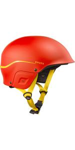 2021 Palm Shuck Full-Cut Helmet Red 12130