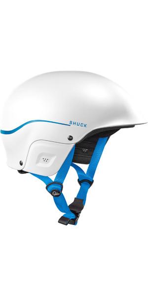 2019 Palm Shuck Full-Cut Helmet White 12130