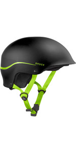 2021 Palm Shuck Half-Cut Helmet Black 12131