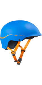 2019 Palm Shuck Half-Cut Helmet Blue 12131