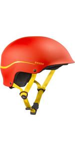 2021 Palm Shuck Half-Cut Helmet Red 12131