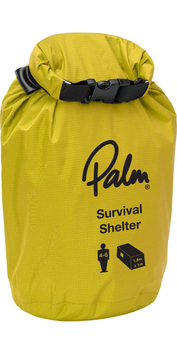 2021 Palm Survival Shelter 4-6 Persons 12402