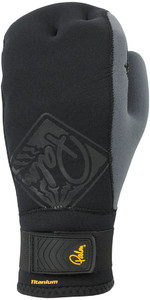2019 Palm Talon 2mm Open Palm Mitts - Black 10502