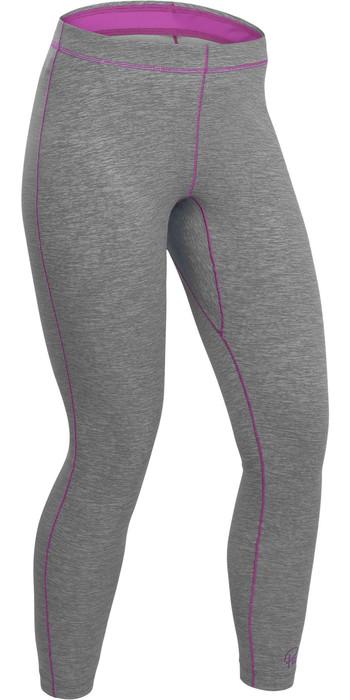 2020 Palm Womens Arun Base Layer Trousers Heather 12218