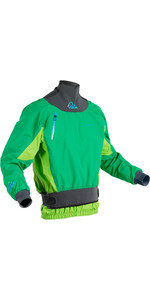 2020 Palm Mens Zenith Whitewater Jacket Mint Lime 12389