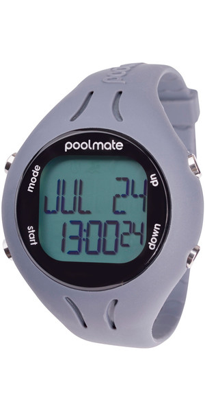 2018 Swimovate PoolMate2 Swim Watch in GREY