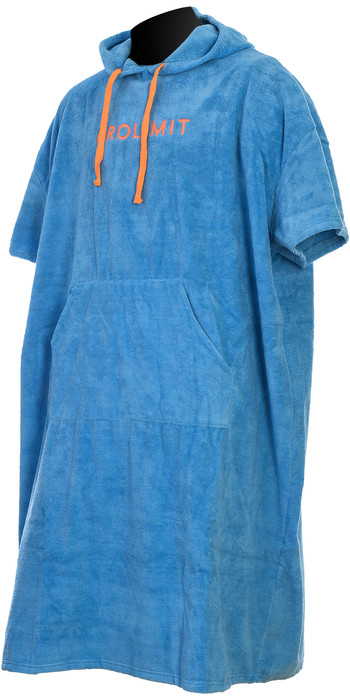 2021 Prolimit Junior Poncho Change Robe 76355 - Alloy Blue